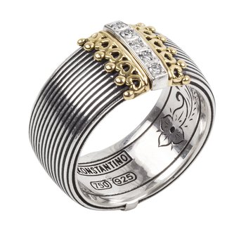 Crowning Ring Size 7.0
