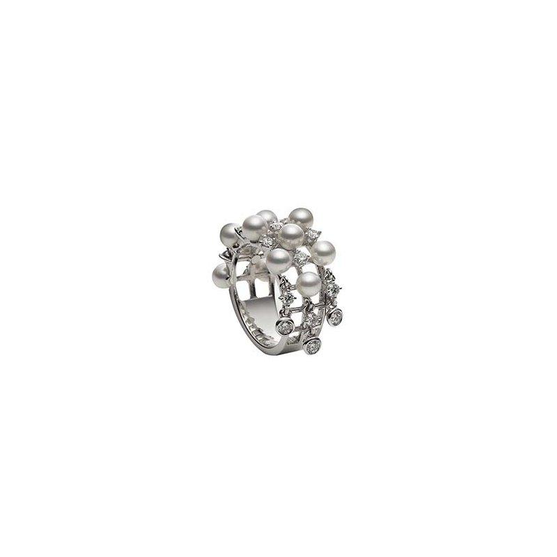 Mikimoto Ring Size 4.5