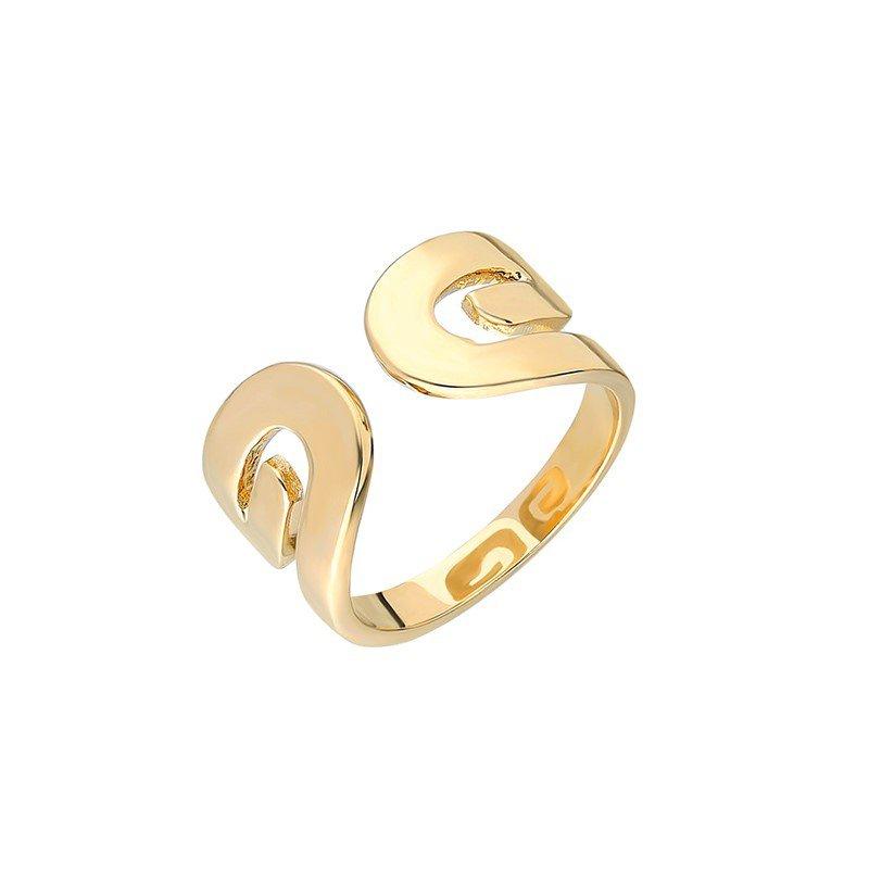 ITA Wide Cuff Ring Size 7