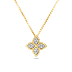 """Roberto Coin Small Pendant with Chain Length 16"""""""