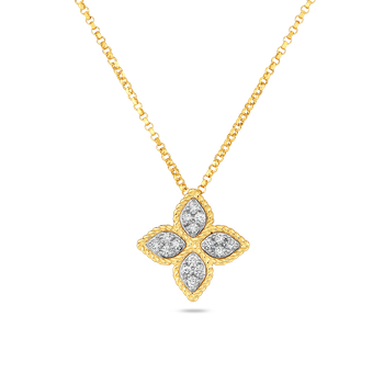 Small Pendant with Chain Length 16""
