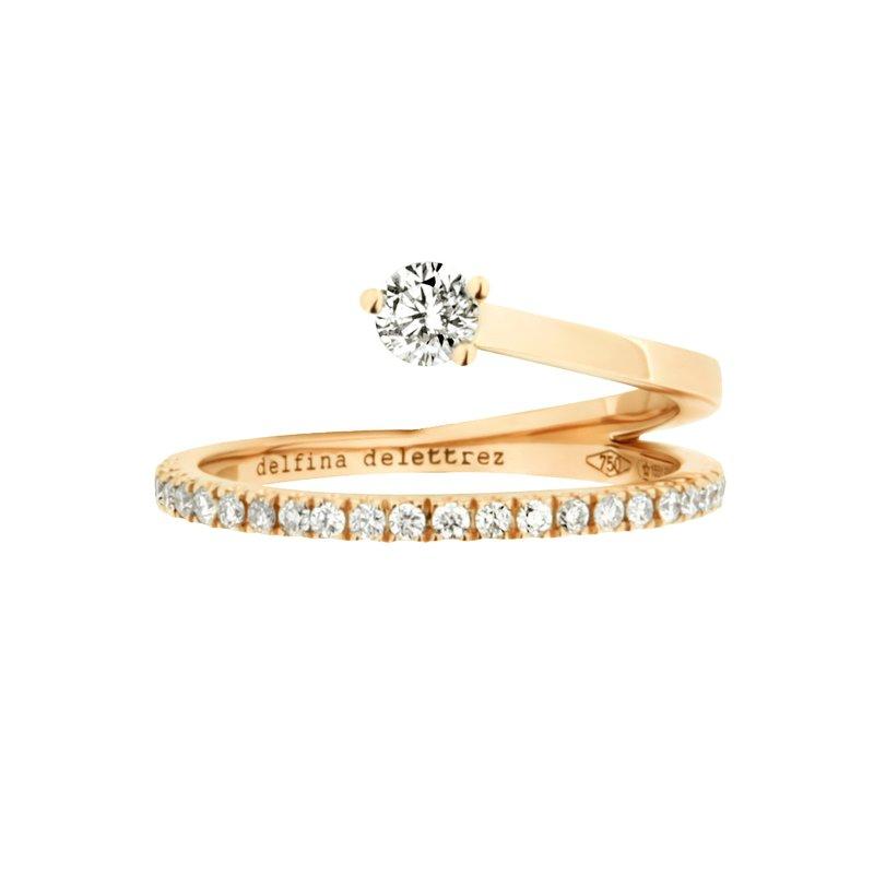 Delfina Delettrez Ring Size 7