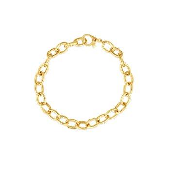"""Link Bracelet Length 7"""""""