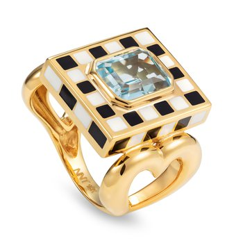 Let's play Chess Ring Size 8