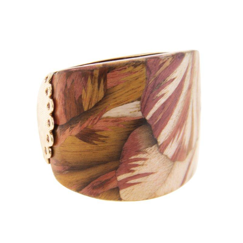 Silvia Furmanovich Wide Ring Size 7