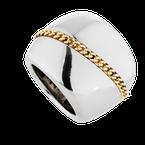 Franco Pianegonda Extra Large Band Ring Size 7