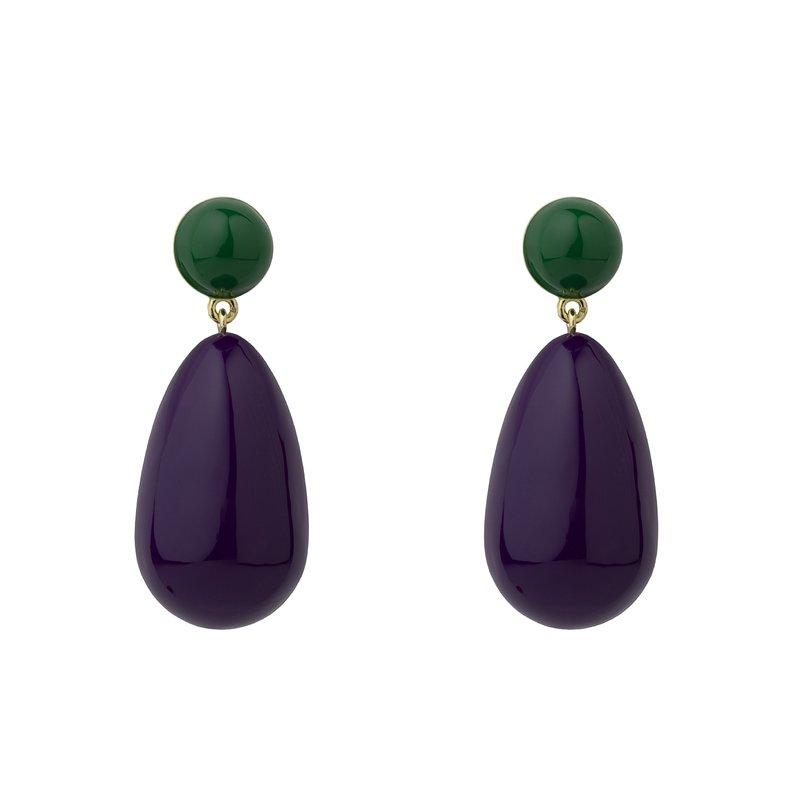 Eshvi Trendy Drop Earrings