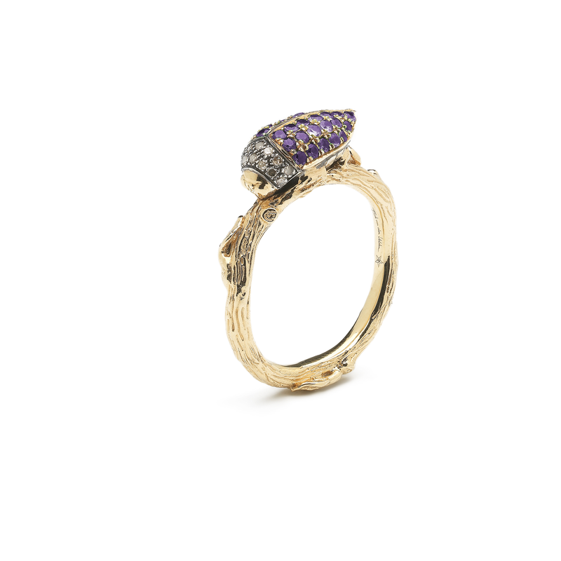 Bibi Van Der Velden Stackable Ring Size 7.5