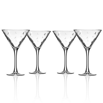 Martini Glass Set Of Four