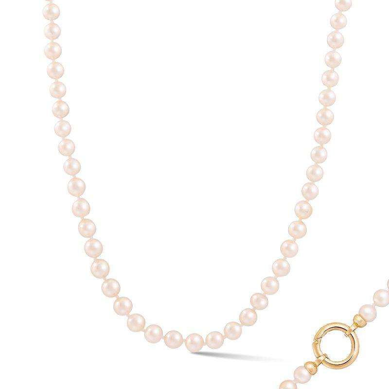 "Storrow Jewelry Pearl Strand Length 18"""