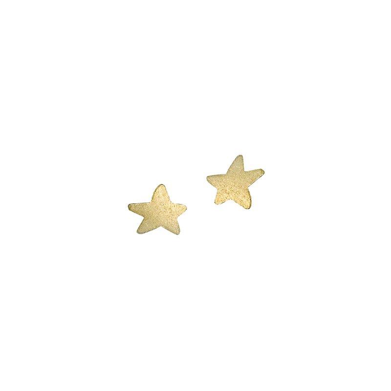 Majoral Stars Stud Earrings