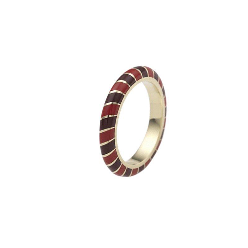 Alice Cicolini Band Ring Size 7
