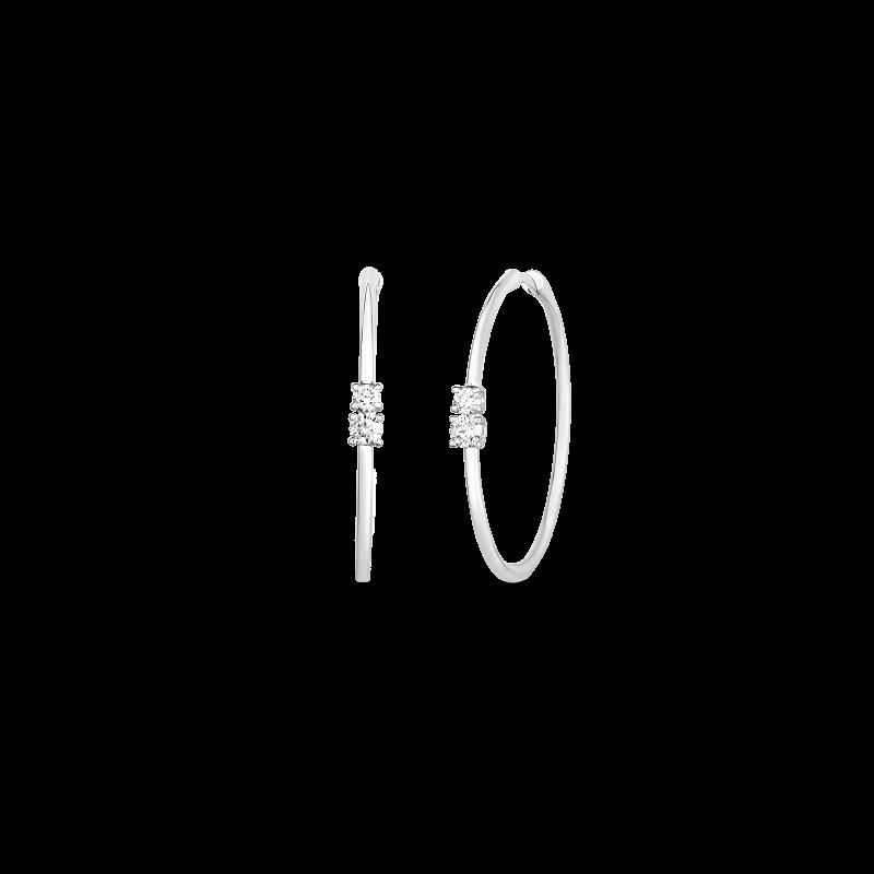 Roberto Coin Hoop Earrings 30MM