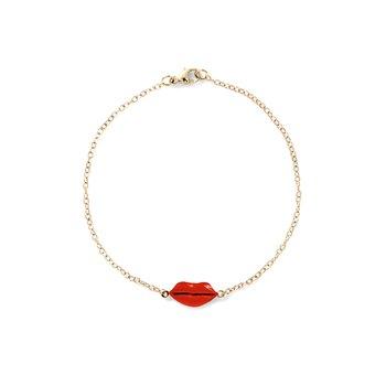 Lips Bracelet