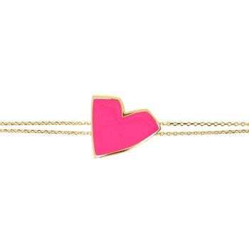 Big Heart Bracelet