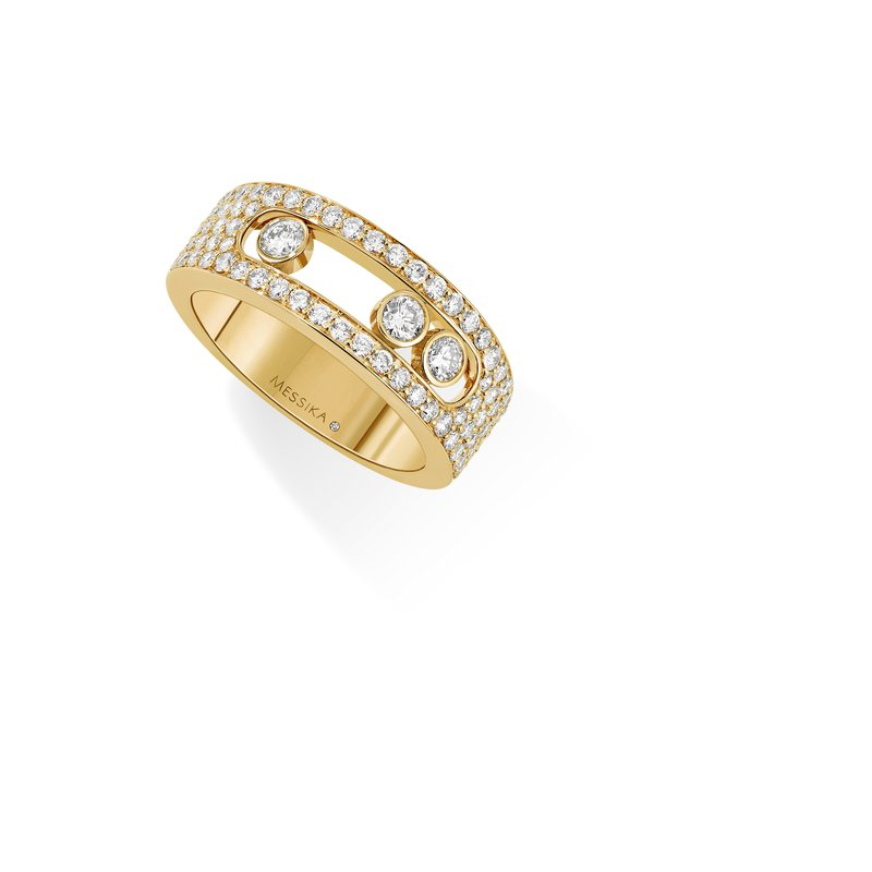 Messika Small Ring Size 6.25