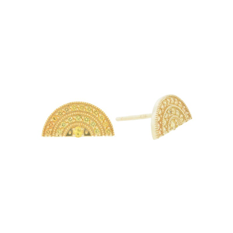 Andrea Fohrman Stud Earrings