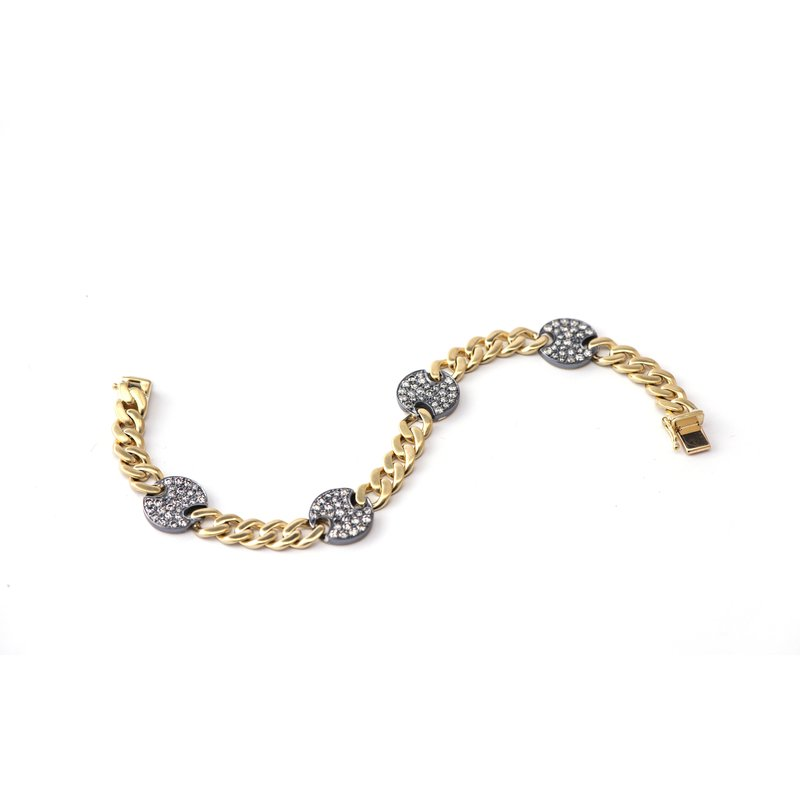 Sylva and Cie Bracelet 7 Inches