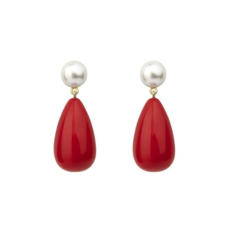 Eshvi Drop Earrings