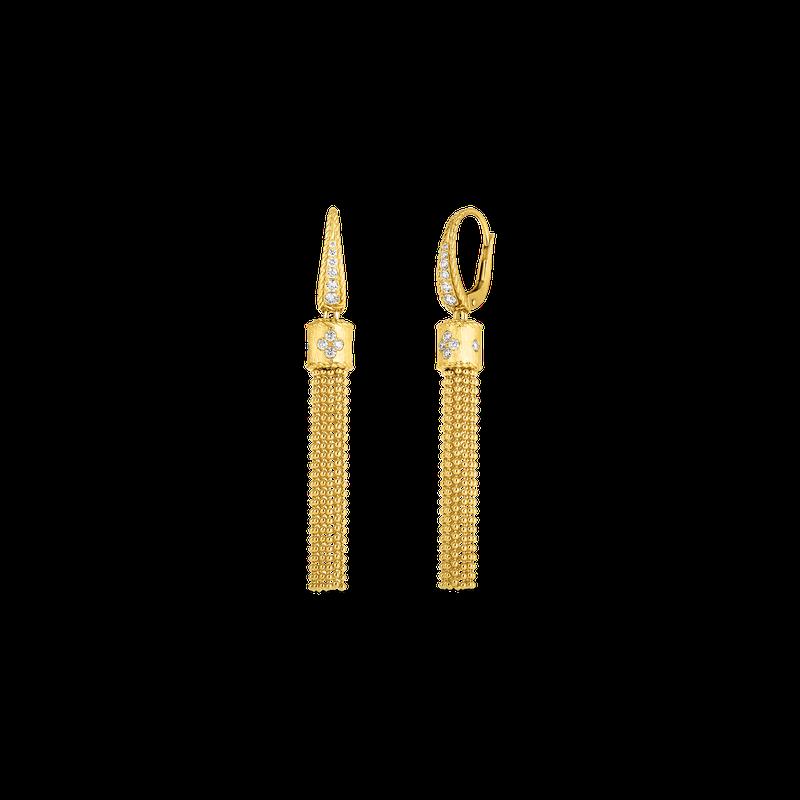 Roberto Coin Drop Earrings