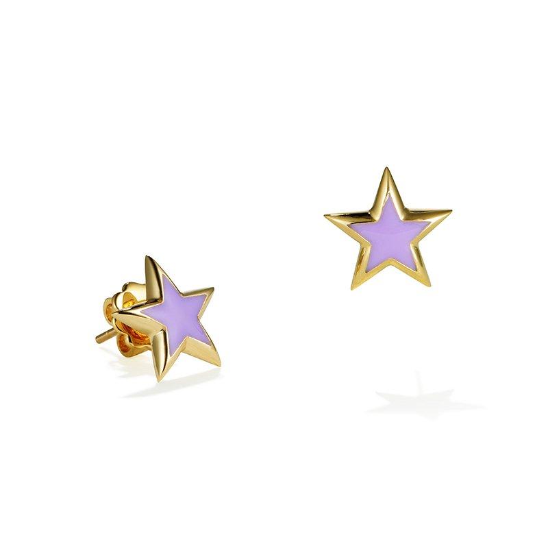 Suel Star Stud Earrings