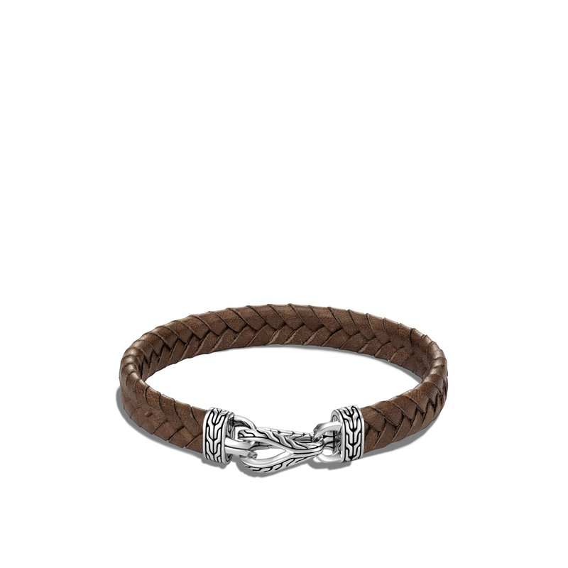 John Hardy Bracelet Size Large Wide 9mm