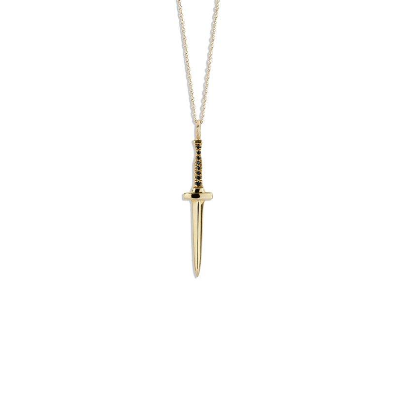DRU Small Dagger Pendant