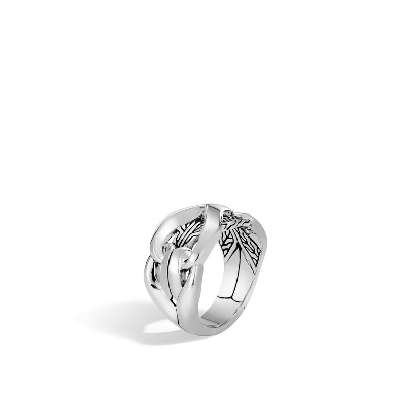 John Hardy Men's Ring Size 10.0