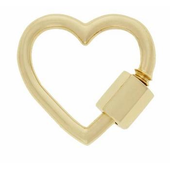 Heartlock Pendant