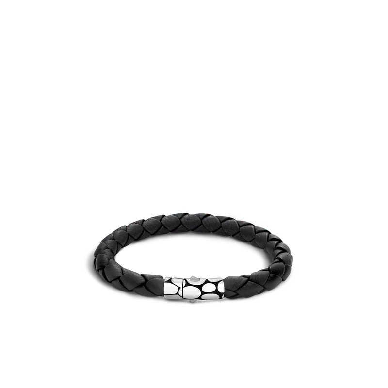 John Hardy Men's Station Bracelet Size Medium