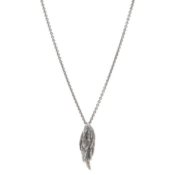 """Wing Necklace 24"""" Length"""