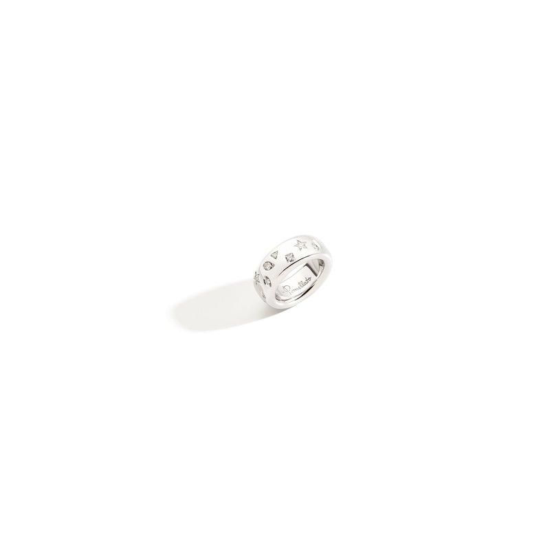 Pomellato Medium Ring Size 7.25