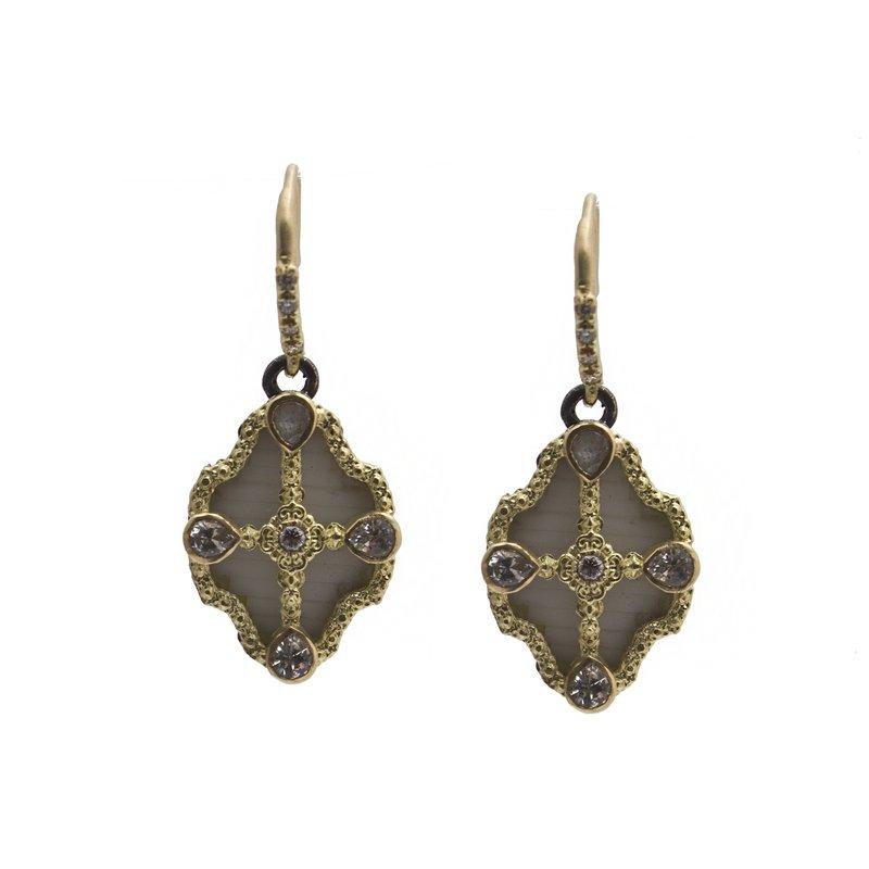Armenta Drop Earrings