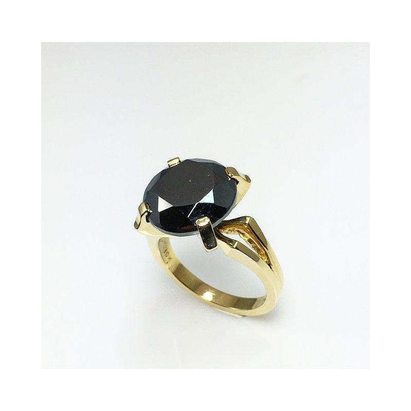 VandenDool Estate Jewellery Lady's Hematite Ring
