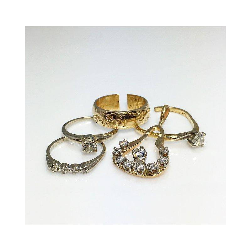 VandenDool Jewellers Custom Designs Keepsake Jewellery Transformation