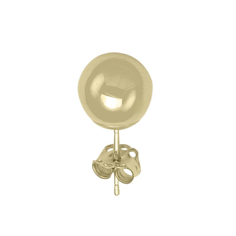 Tecimer & Johns Gold Ball Studs