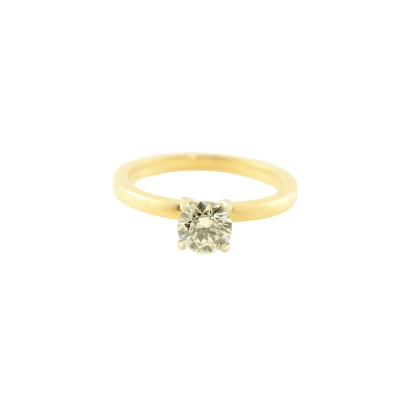 HJ Diamond Collection 0.60CT Solitaire Engagement Ring