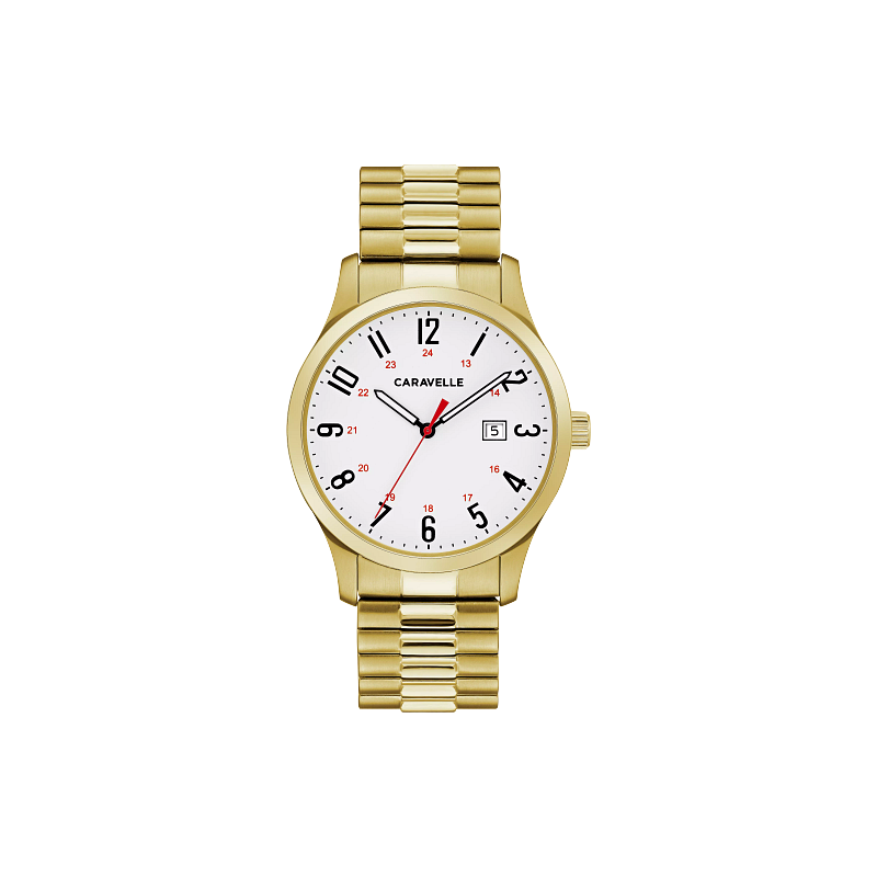 Caravelle Men's Traditional Watch