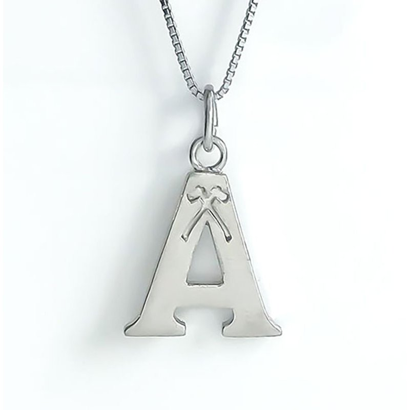 Acadia Jewellery Sterling Silver Acadia A (Large)