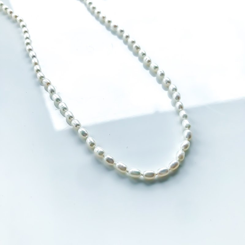 HJ Pearl Collection Freshwater Pearl Strand