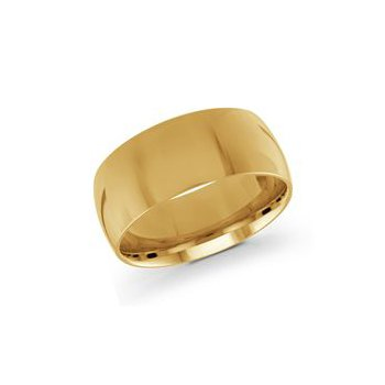 Classic Gold Band (9mm)