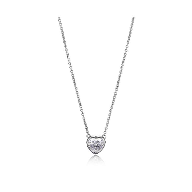 Reign Heart Diamondlite Necklace