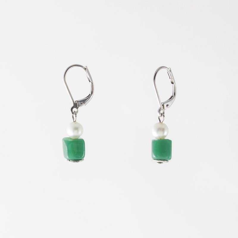 Anne-Marie Chagnon Angie - Emerald