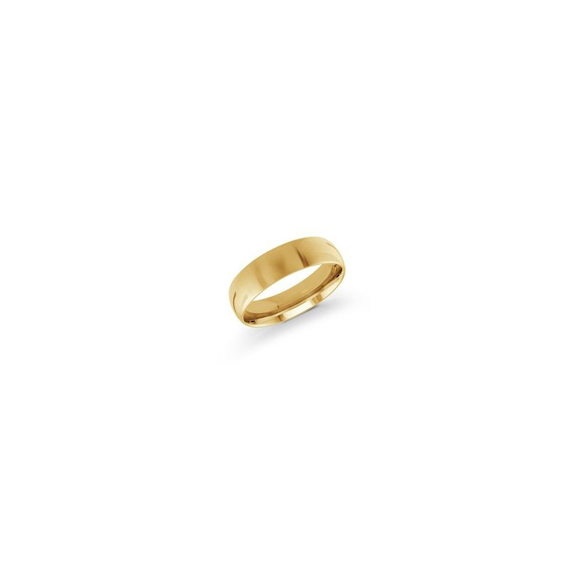 Malo Bands Classic Gold Band (6mm)