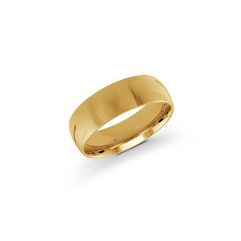 Classic Gold Band (7mm)