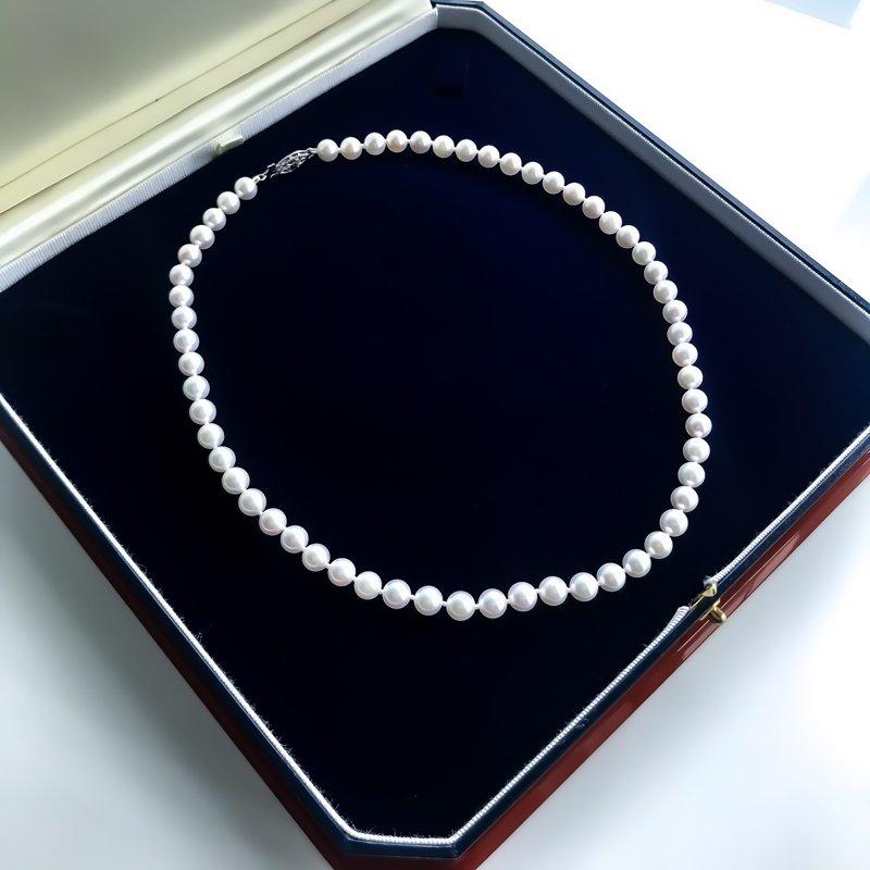 "HJ Pearl Collection Akoya Pearl Strand (16"")"