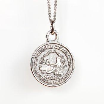 Sterling Silver Acadia Seal