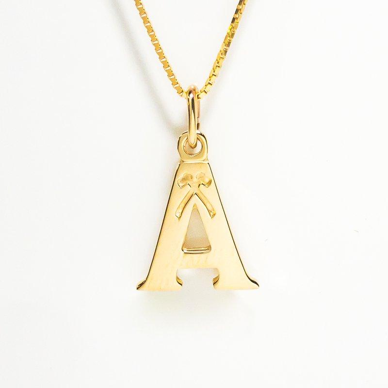 Acadia Jewellery Gold Acadia A (Small)