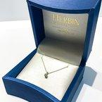 HJ Diamond Collection Yellow Gold Diamond Necklace