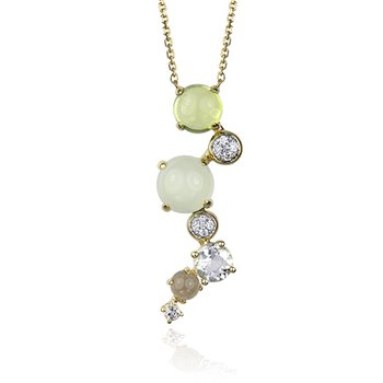 Garden of Gems Necklace